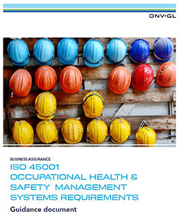 Iso 45001 Guidance Document Front Cover