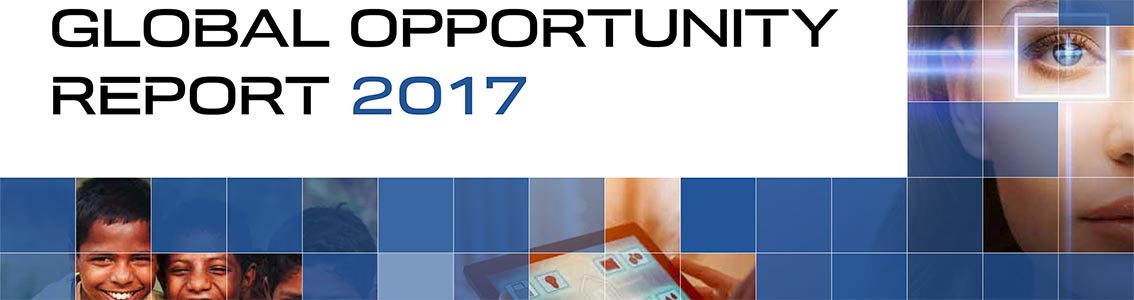 Global Opportunity Report 2017 cover