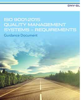 ISO 9001 guidance