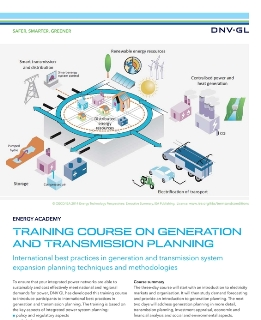 Training course Switching in Power Distribution and Transmission Systems